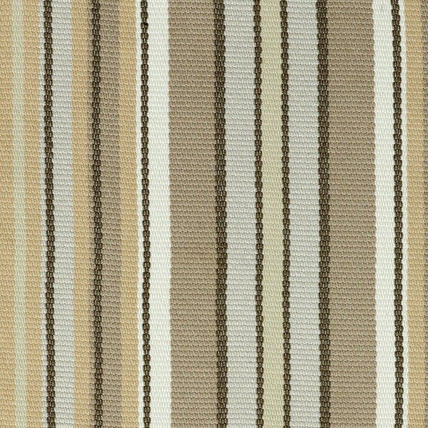Riverton Stripe-Walnut Indoor/Outdoor Upholstery Fabric