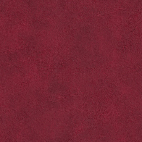 Saratoga-Claret Faux Leather