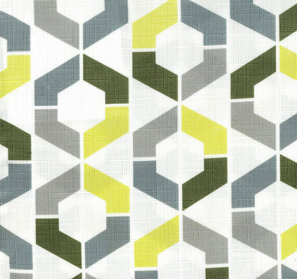 Selections-Citron Print Pattern
