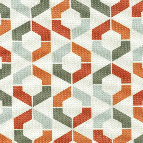 Selections-Rust Print Pattern