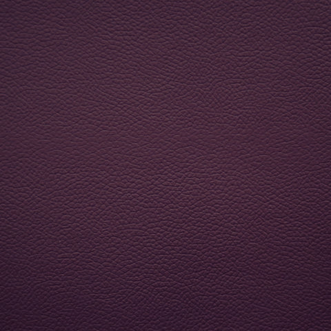 Triassic-Deep Plum Faux Leather