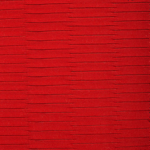 Veranda-Scarlet Indoor/Outdoor Upholstery Fabric