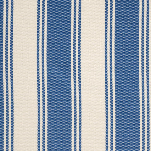 Wanderer-Marine Indoor/Outdoor Upholstery Fabric