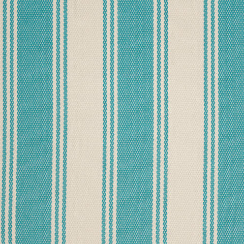 Wanderer-Turquoise Indoor/Outdoor Upholstery Fabric