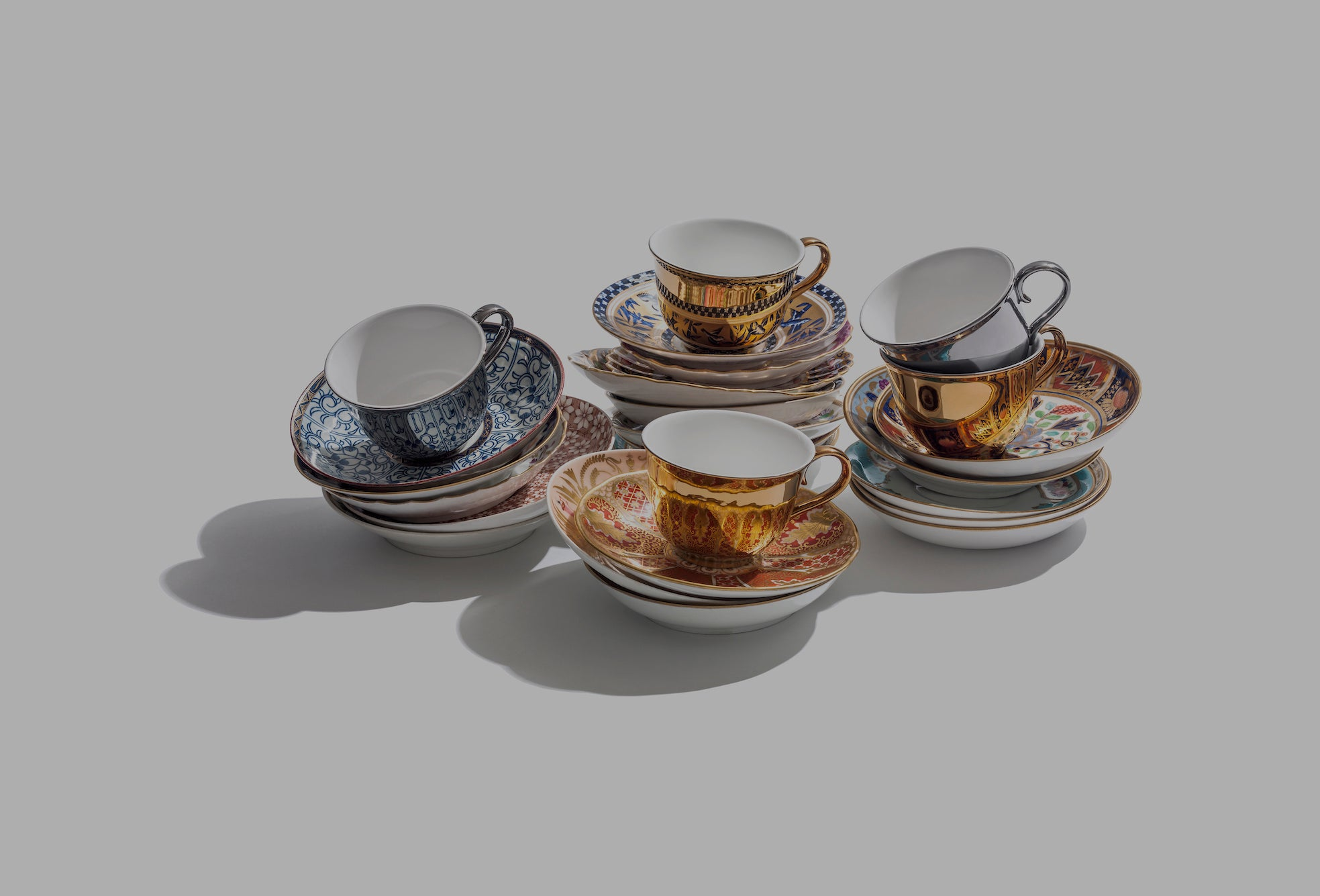 Richard on the Reflect Collection: Portobello Road, Orphaned Saucers and Breathing new life into Antiques