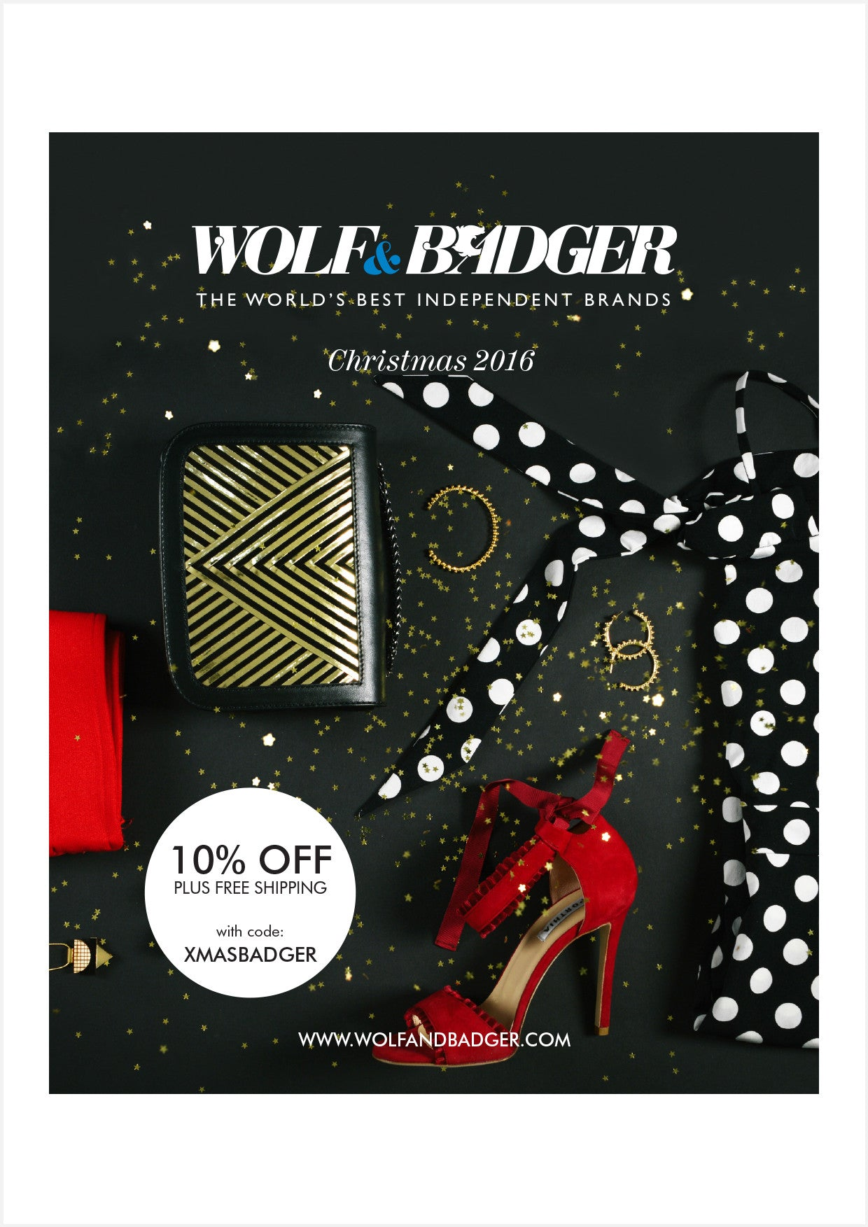 Wolf & Badger Gift Guide