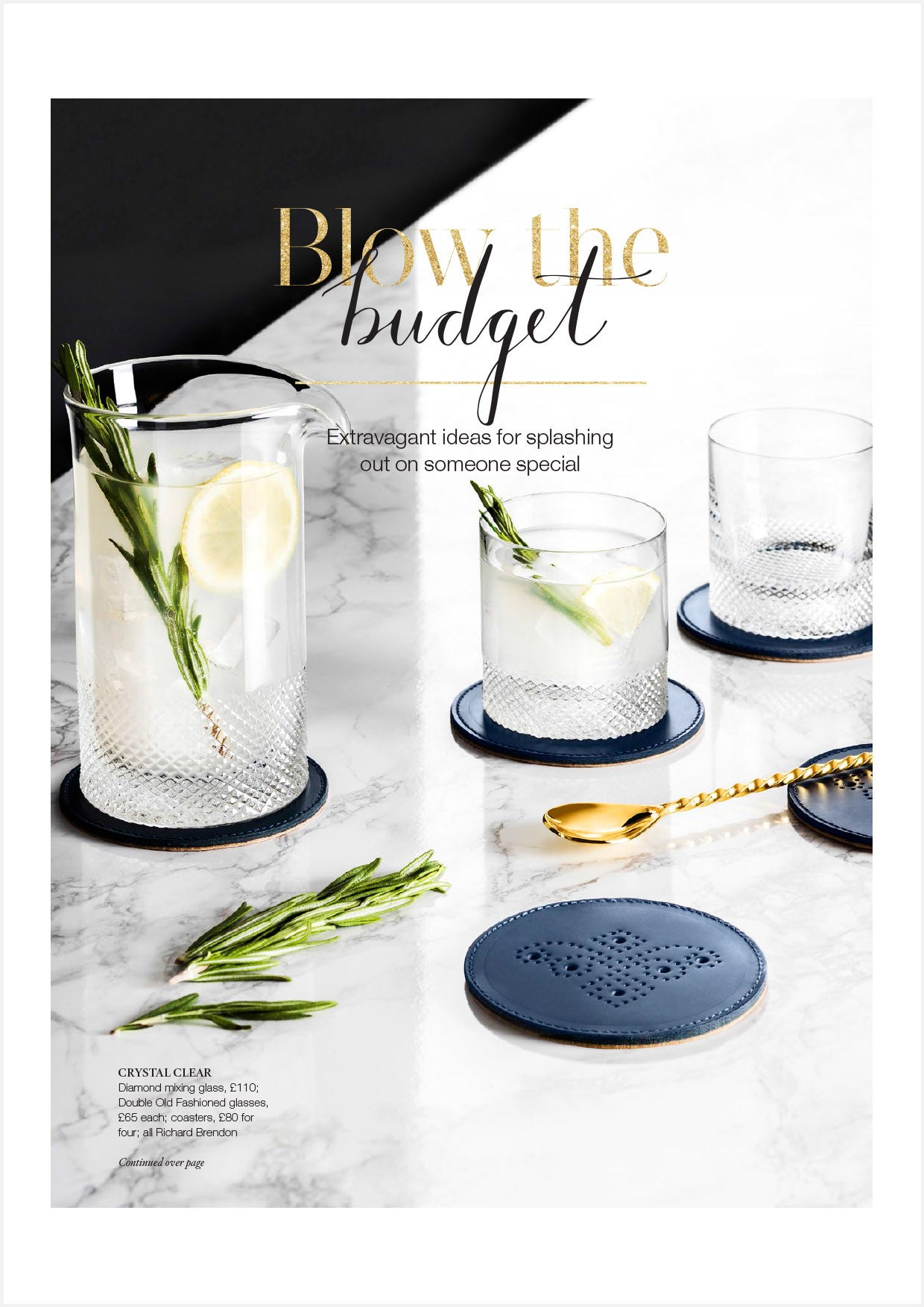 House Beautiful Gift Guide Luxe