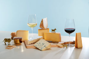 The Best Christmas Cheese and Wine with Joe Fattorini