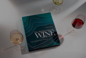 jancis robinson, hugh johnson, competition, the world atlas of wine, book