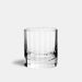 Double Old Fashioned Tumbler - Fluted