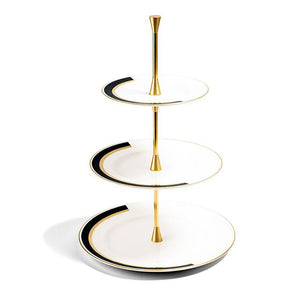 3 Tier Cake Stand - Arc