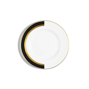 18cm Rimmed Bread Plate - Arc