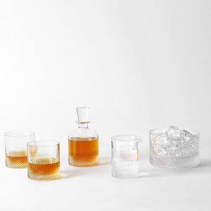 Richard Brendon Cut Crystal Diamond Whisky Collection