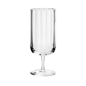 Water Glass - Fluted