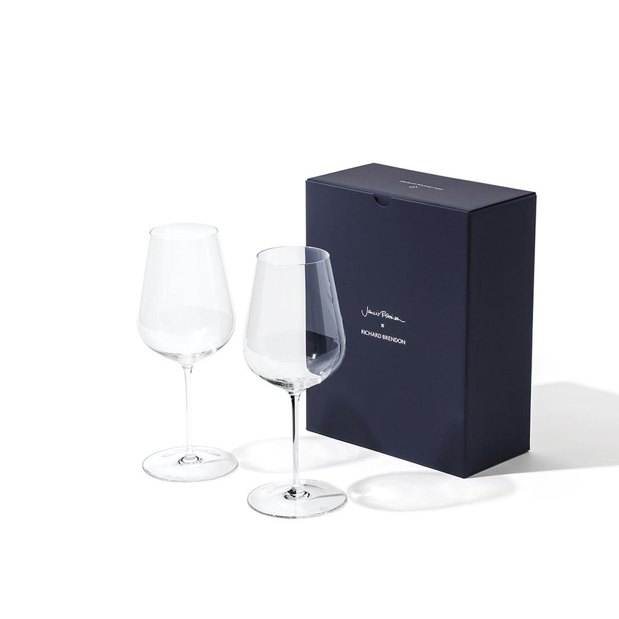 Jancis Robinson x Richard Brendon One Glass for Every Wine Collection. The Wine Glass
