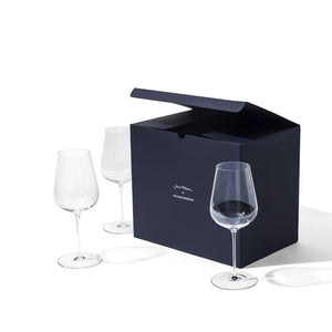 Jancis Robinson x Richard Brendon One Glass for Every Wine Collection. The Wine Glass. Set of 6.