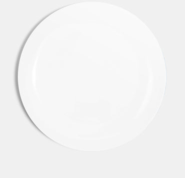 Coupe Charger Plate (32cm) - White