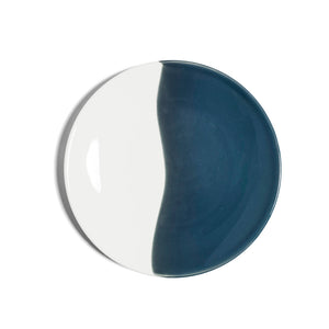 Richard Brendon Creamware Dip Collection Smoke Plate