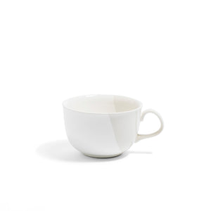 Richard Brendon Creamware Dip Collection White Cappucino Cup