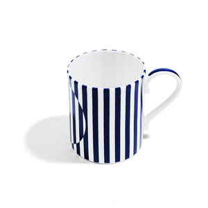 Richard Brendon Superstripe Fine Bone China Mug