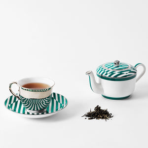 Tea for One - Superstripe in World's Favourite Colour
