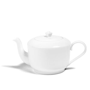 Large Teapot - White