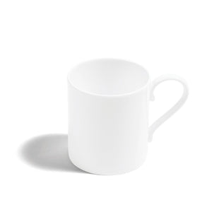 Richard Brendon Fine Bone China White Mug