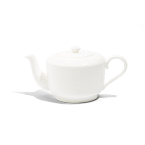Small Teapot - White