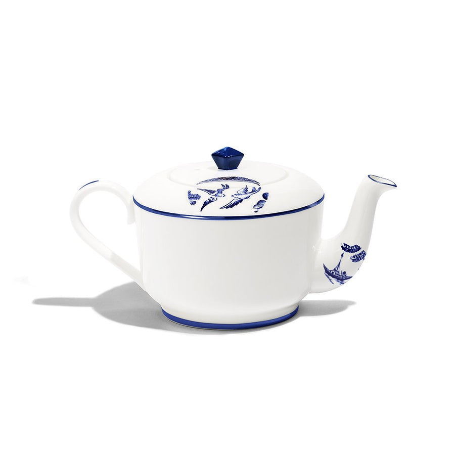 Tea for one – Details from Willow Cobalt