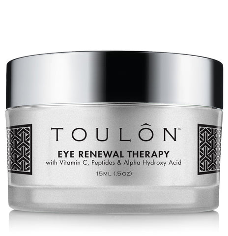Eye Cream with Vitamin C, Peptides and Alpha Hydroxy Acid.