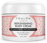 Replenishing Body Crème with Shea Butter, Vitamin E and Arnica Montana