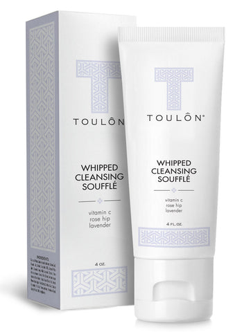 Whipped Facial Cleansing Soufflé