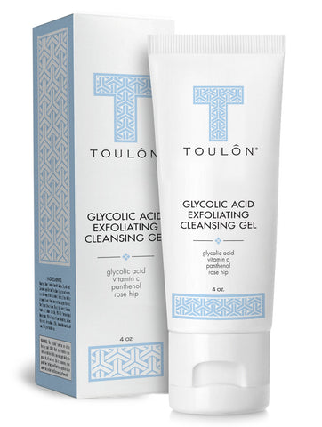 Glycolic Acid Exfoliating Face Cleanser
