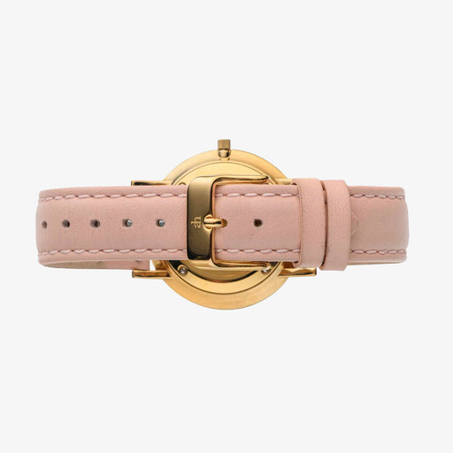 Pink Leather (Gold)