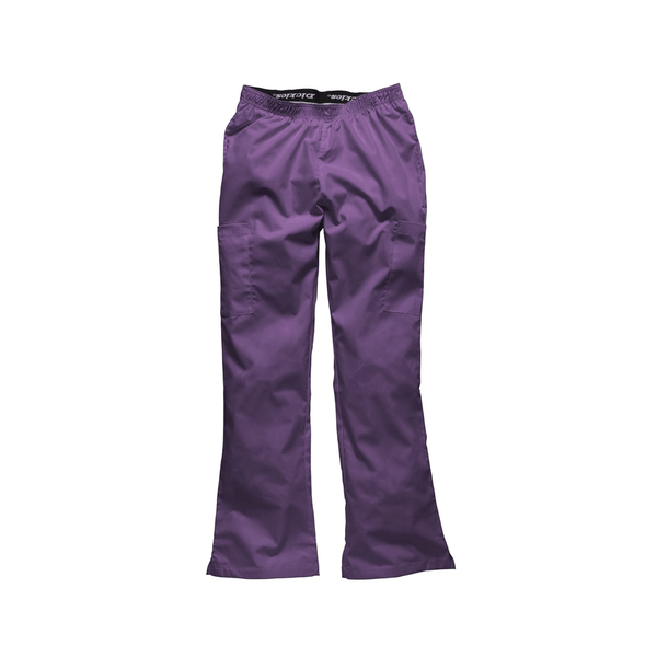 Purple scrubs. These purple scrub trousers will suit any type of nurses uniforms or care home uniforms.