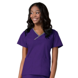 These purple scrubs are perfect when worn as surgical scrubs, medical scrubs or nurses scrubs.