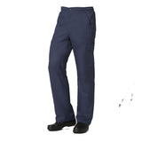 Men's navy hospital trousers. These navy blue doctors pants will add a touch of elegant style to your wardrobe.