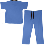 Value Scrubs Set - Clothes Rack
