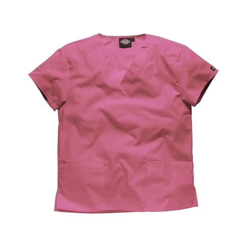 Dickies Unisex Scrub Top HC10506 - Clothes Rack