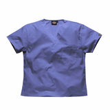 Dickies Scrubs Unisex Chest Top in Ceil Blue HC10106. Perfect as medical uniforms.