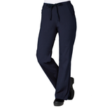 Navy blue radiographer uniform, care home uniforms & vet scrub trousers.