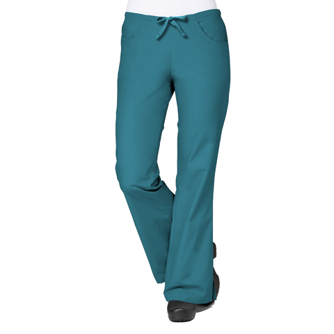 Maevn Uniforms teal nurses trousers. Perfect to go with nurses uniforms & dental uniforms.