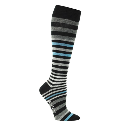 We don't stock old fashioned compression socks - only this type of multi striped bad boy compression stocking.