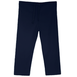 Cheap veterinary scrubs in navy blue. These scrubs pants will appeal to you if you need vets clothing or vet wear.