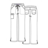 Maevn Primaflex Stretch Trousers 7322 - Clothes Rack