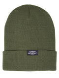 Cheap-Monday-Cheap-beanie-Mud-Green