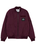 Cheap-Monday-Ultimate-bomber-Darkest-Red