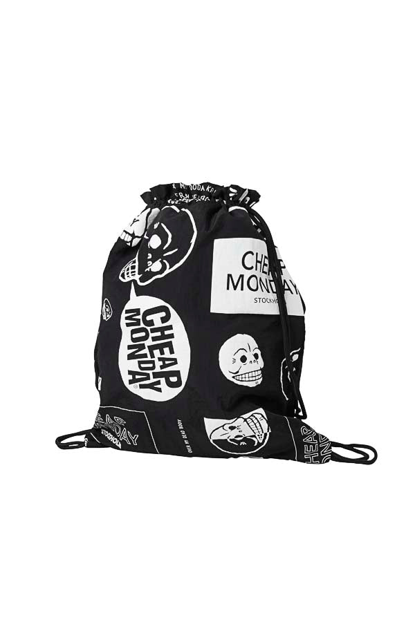Cheap Monday Rapid Gym Bag Logomania