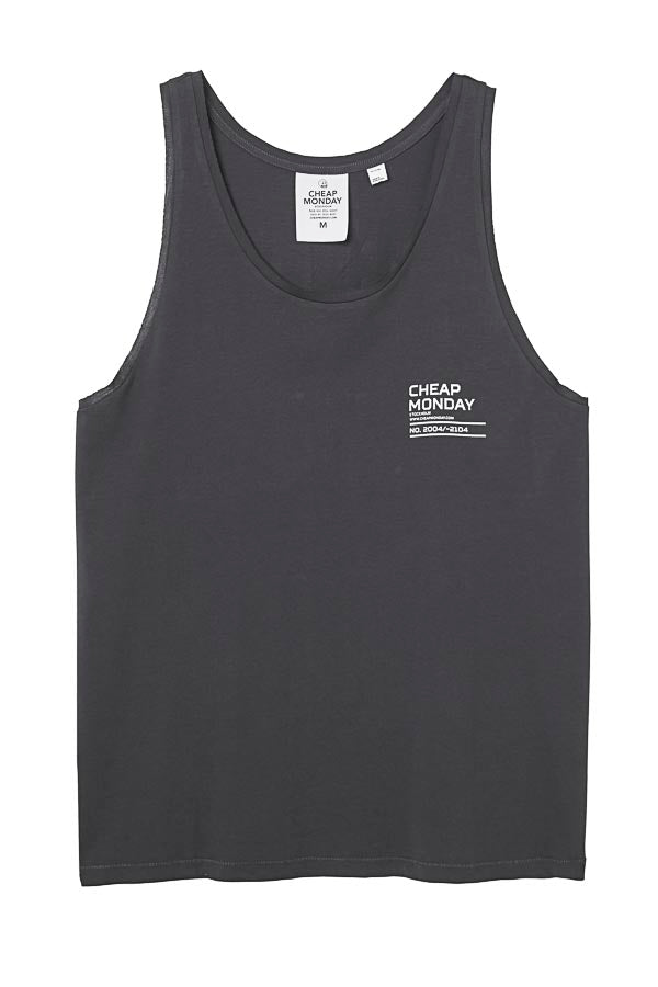 Cheap Monday Focus tank Focus text T-Shirt