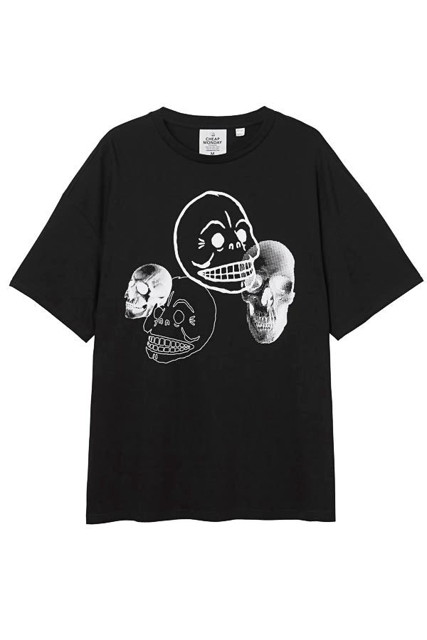 Cheap Monday Squad tee Skull mania